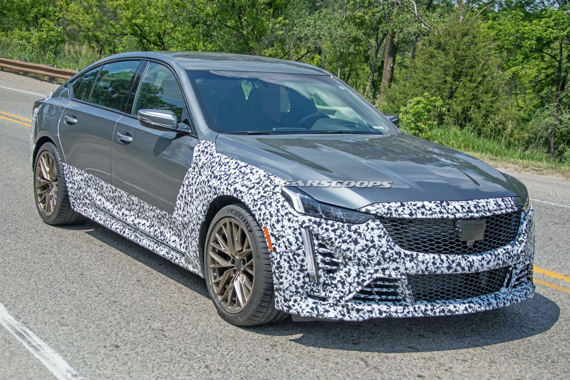 Pictures 2022 Cadillac Ct5 V