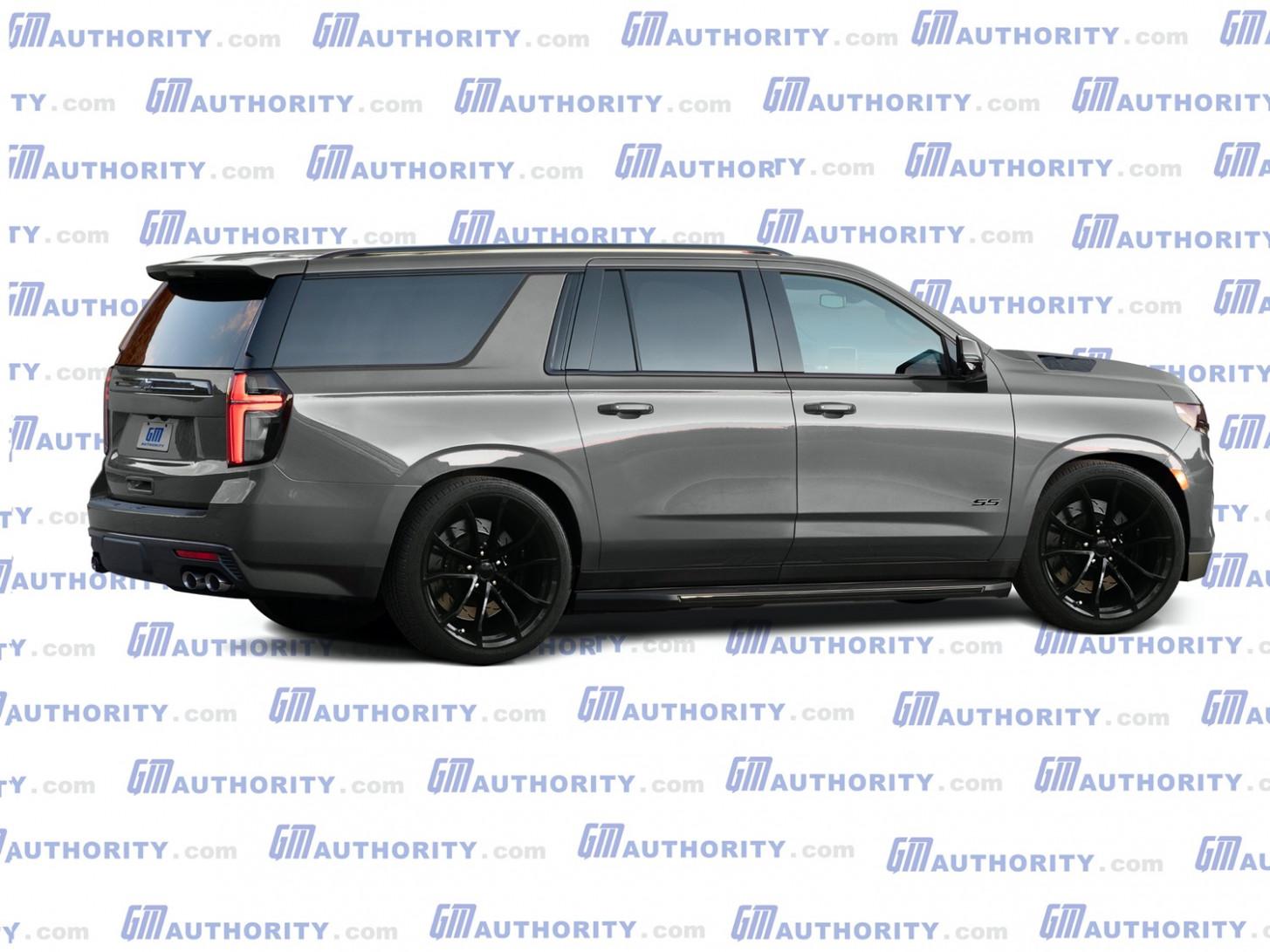 Rumors 2022 Chevrolet Suburban