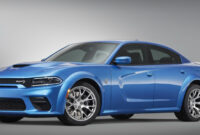release date 2022 dodge charger srt 8
