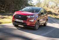 release date 2022 ford ecosport