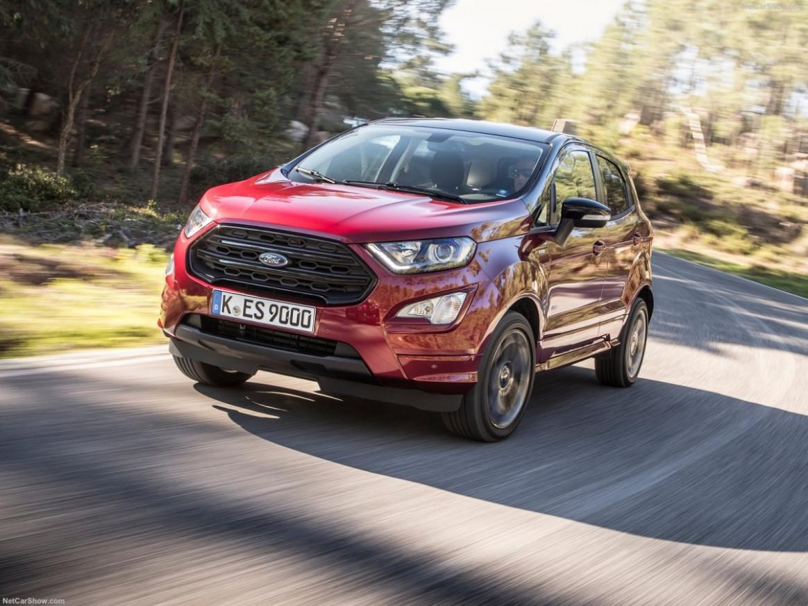 Price 2022 Ford Ecosport