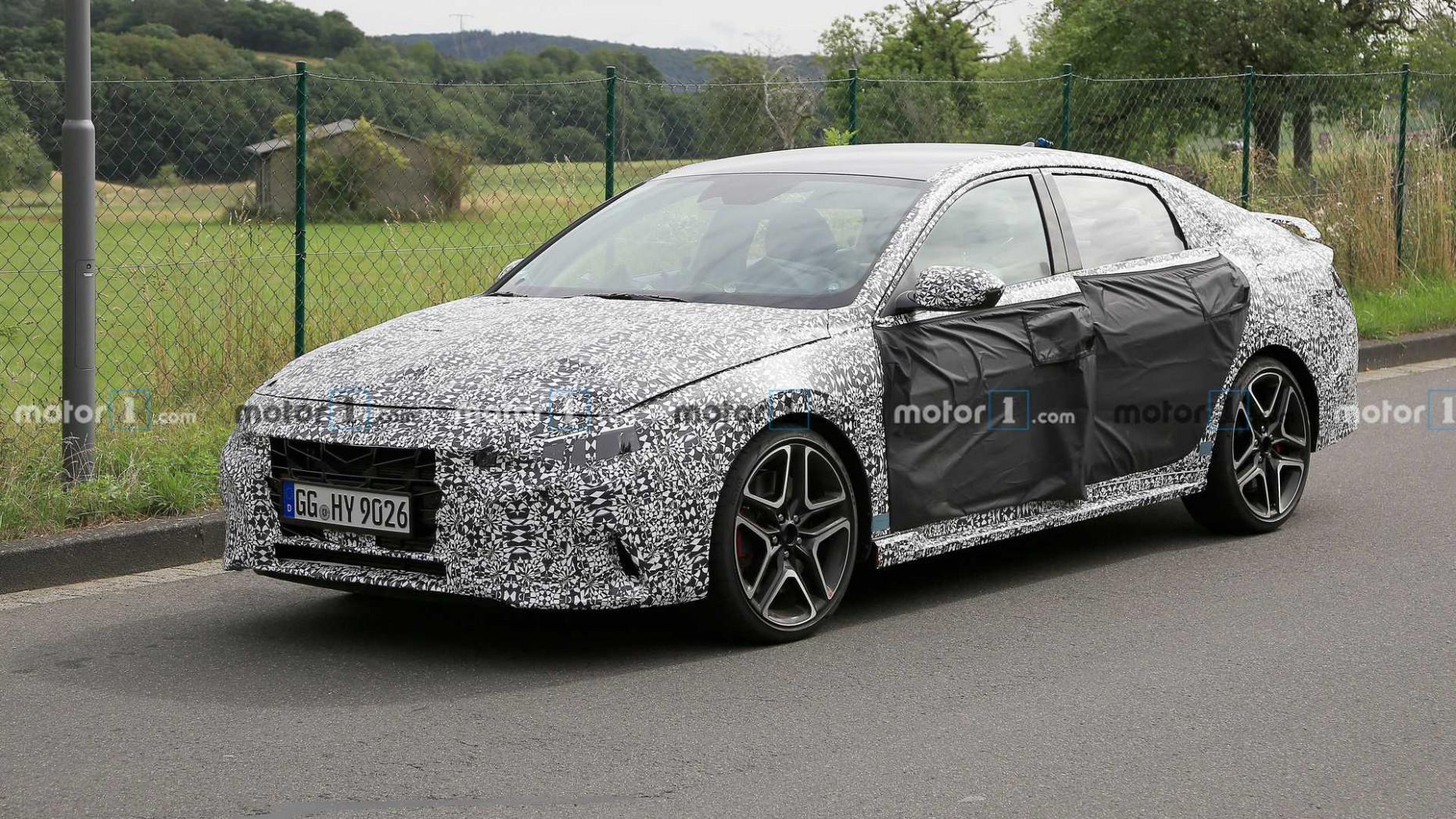 Rumors 2022 Hyundai Elantra Sedan