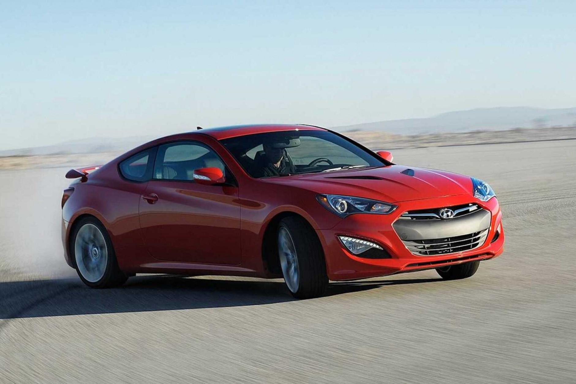 Photos 2022 Hyundai Genesis Coupe