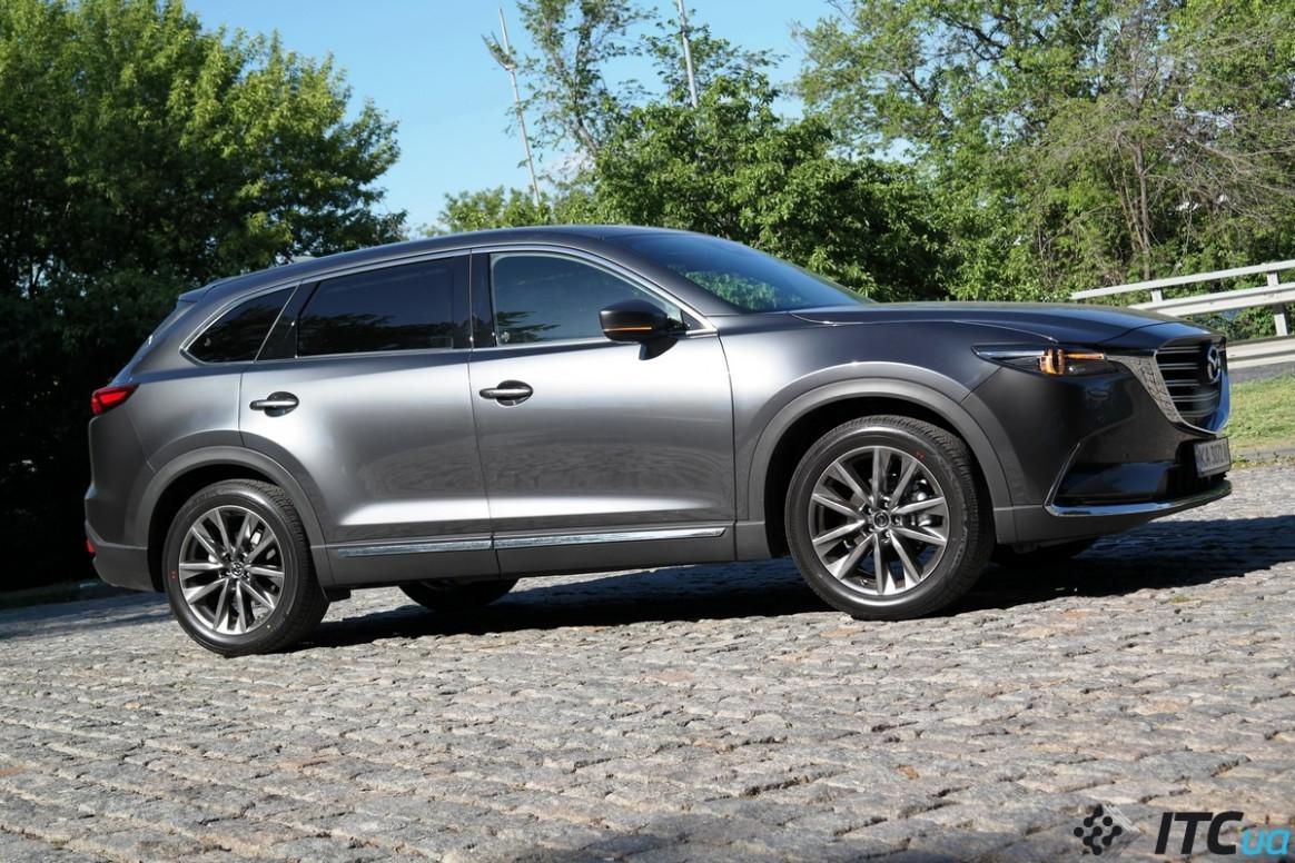 Price and Release date 2022 Mazda Cx 9
