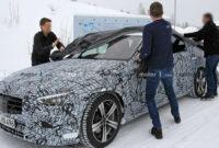 Release Date 2022 Mercedes C-class