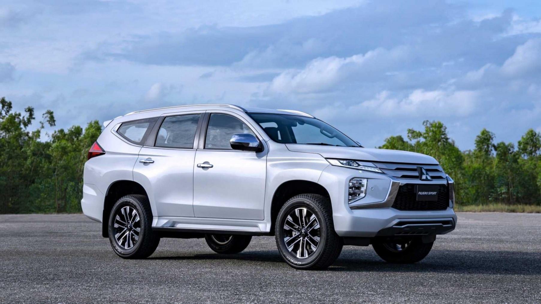 Rumors 2022 Mitsubishi Montero Sport Philippines