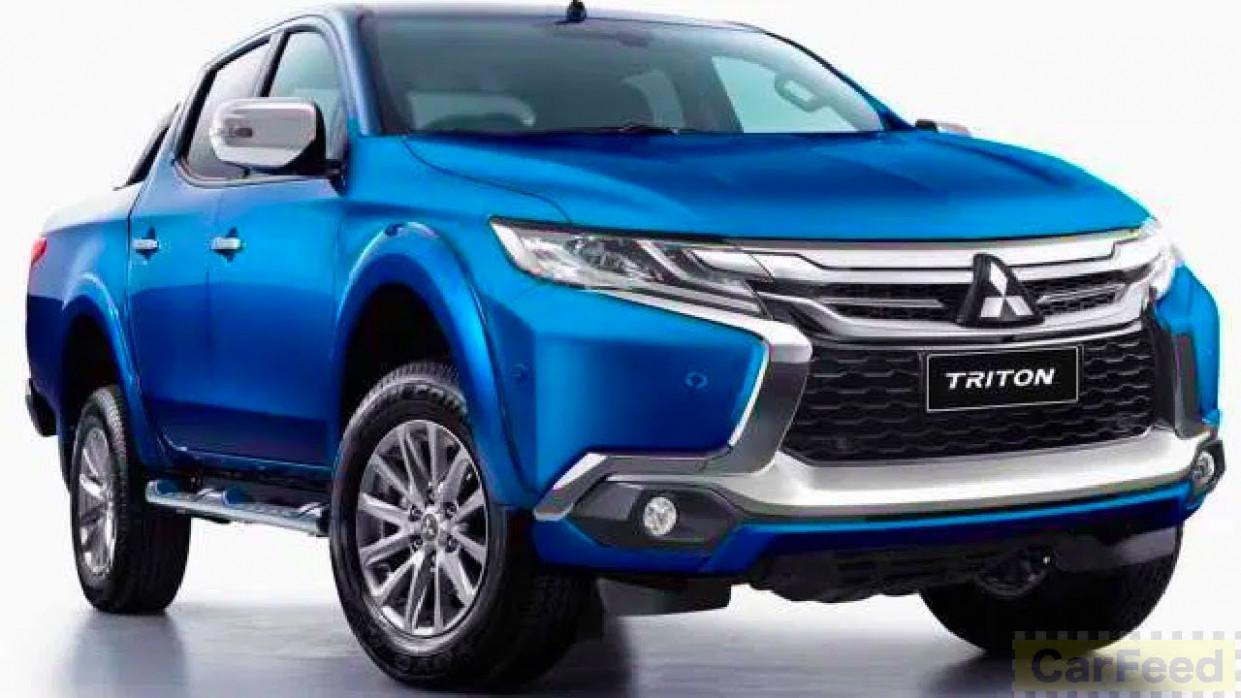 Redesign and Review 2022 Mitsubishi Triton