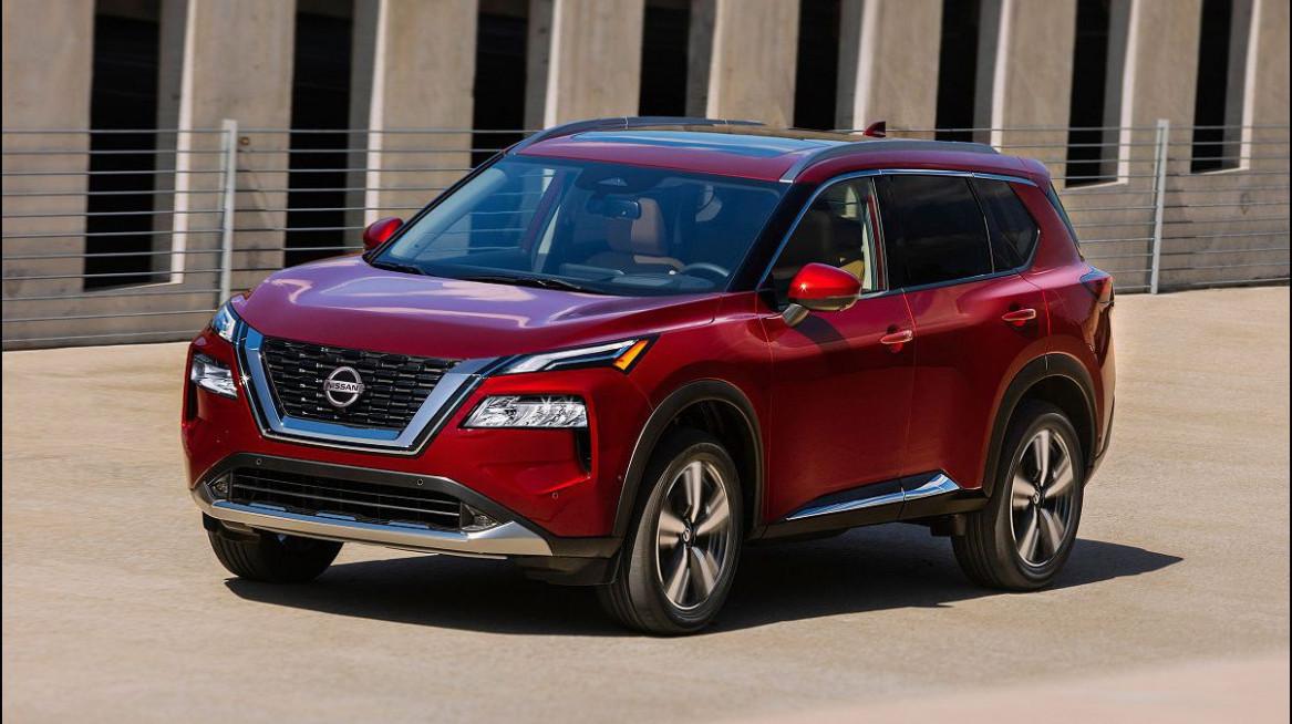 Exterior 2022 Nissan Lineup