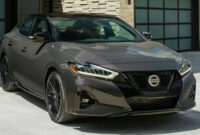 Price and Review 2022 Nissan Maxima