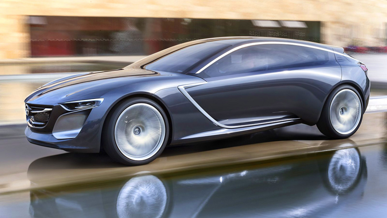 Overview 2022 Opel Insignia
