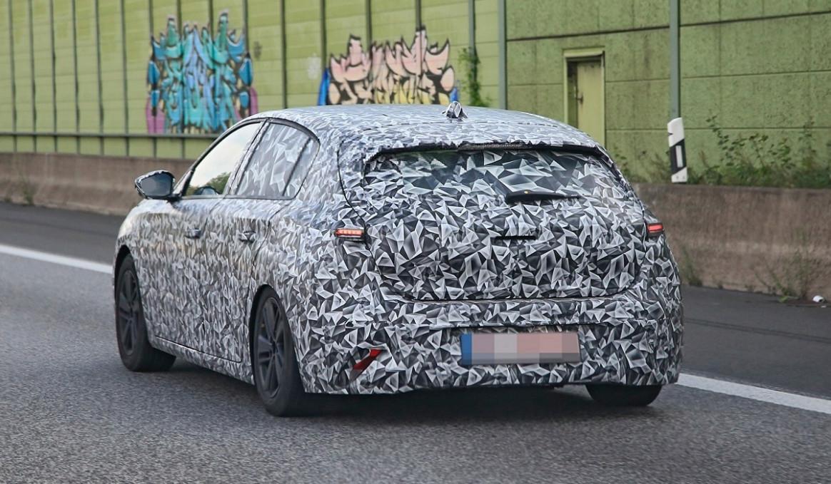 New Concept 2022 Peugeot 308