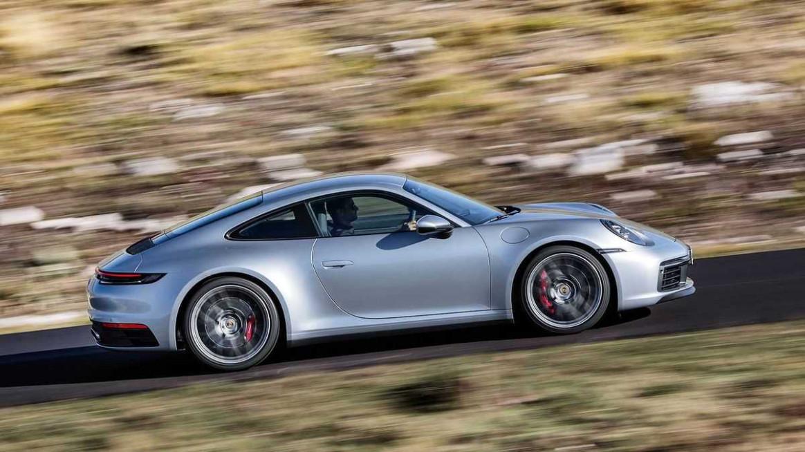 Release 2022 Porsche 911