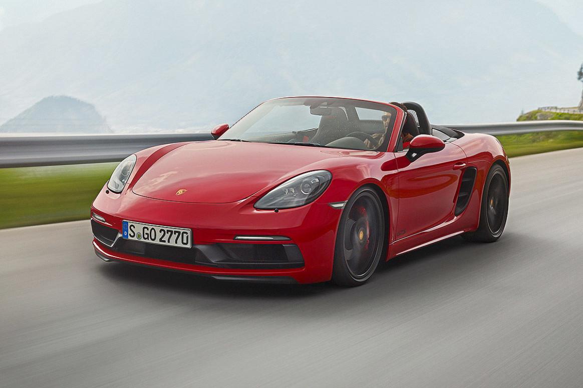 Price, Design and Review 2022 Porsche Boxster Spyder