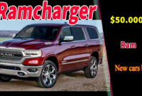 release date 2022 ramcharger