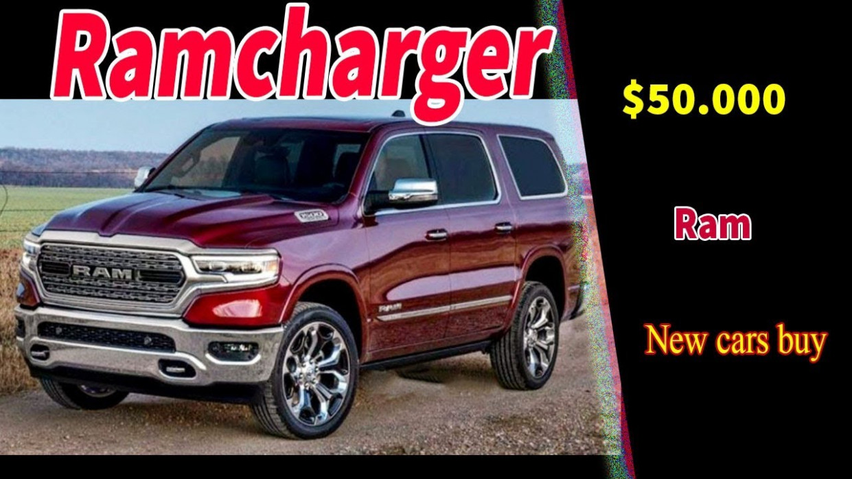 Price and Review 2022 Ramcharger