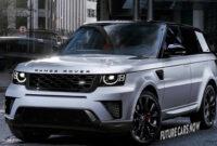 release date 2022 range rover sport