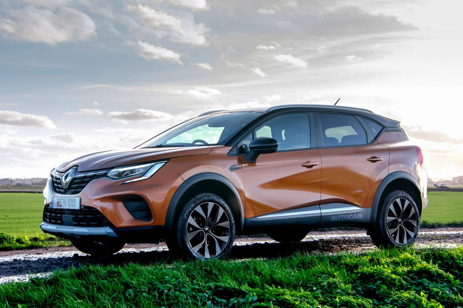 Release 2022 Renault Kadjar
