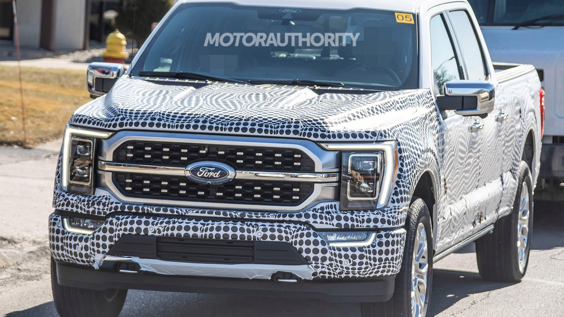 Concept and Review 2022 Spy Shots Ford F350 Diesel