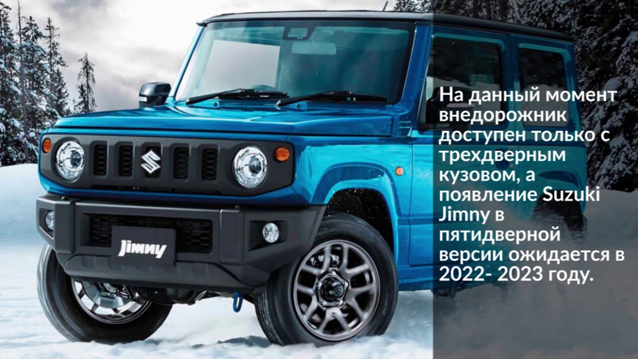 Review 2022 Suzuki Jimny