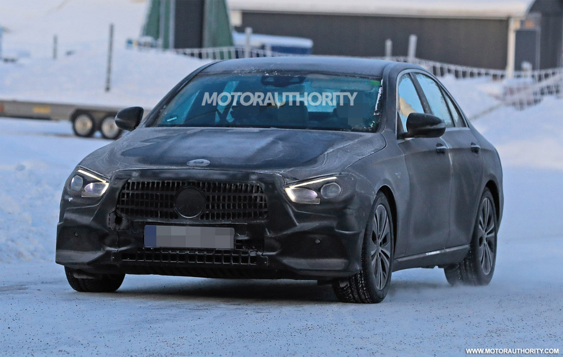 New Review 2022 The Spy Shots Mercedes E Class | New Cars ...