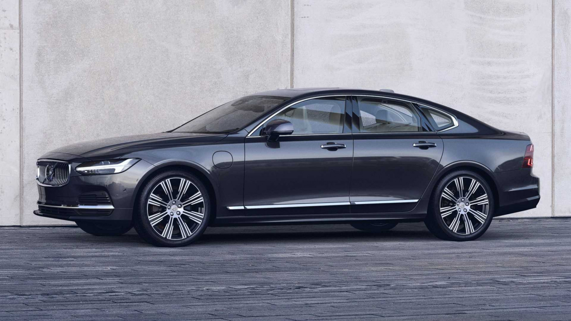 First Drive 2022 Volvo S90