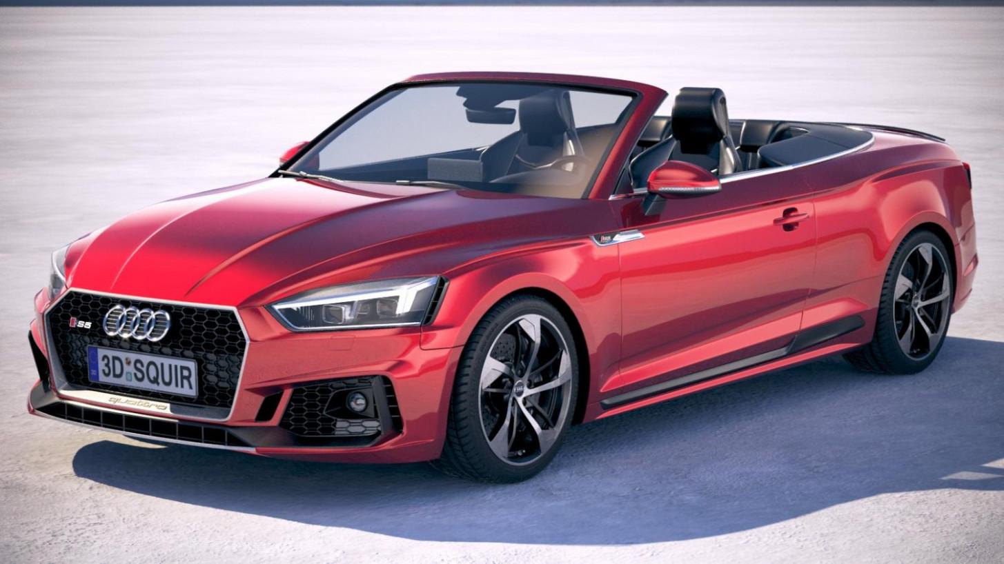 Photos 2022 Audi Rs5 Cabriolet