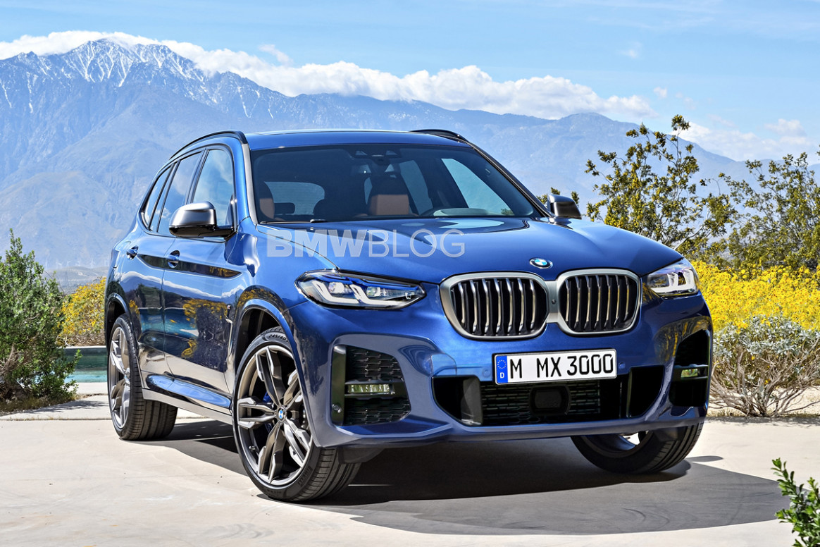 Price, Design and Review 2022 BMW X3 Release Date