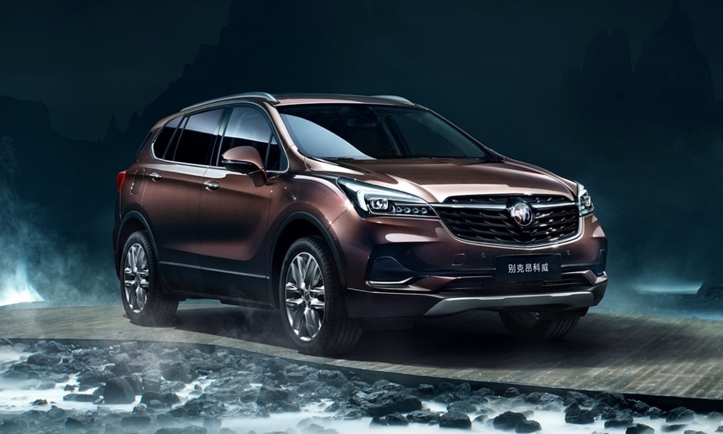 Configurations 2022 Buick Envision Colors