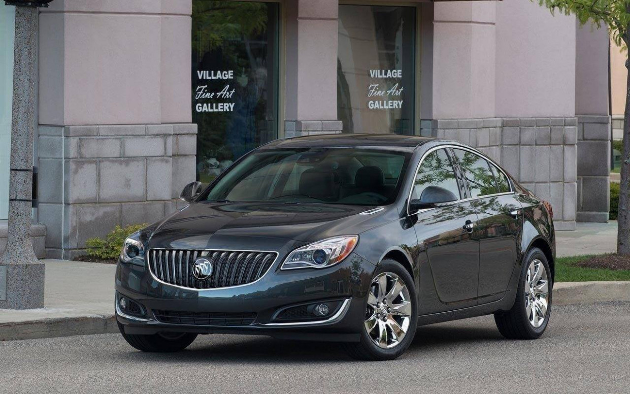 Exterior and Interior 2022 Buick Grand National Price