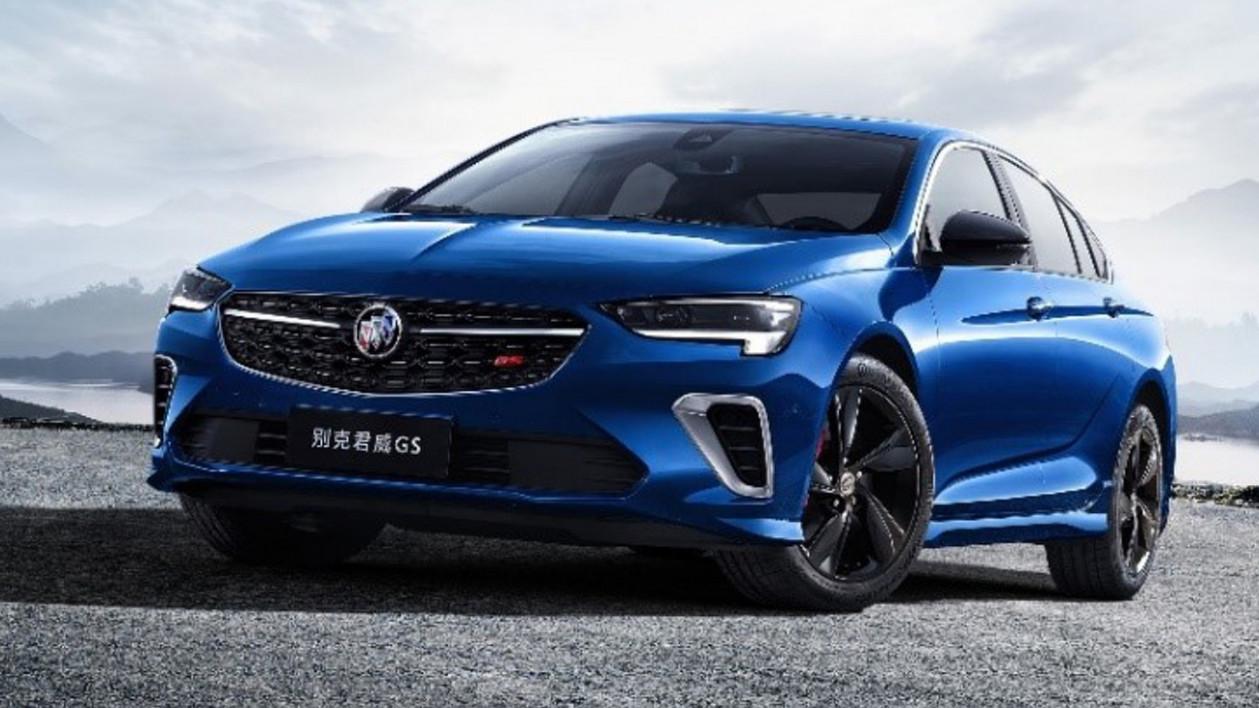 Specs 2022 Buick Regal Wagon