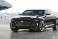 release date and concept 2022 cadillac cts v
