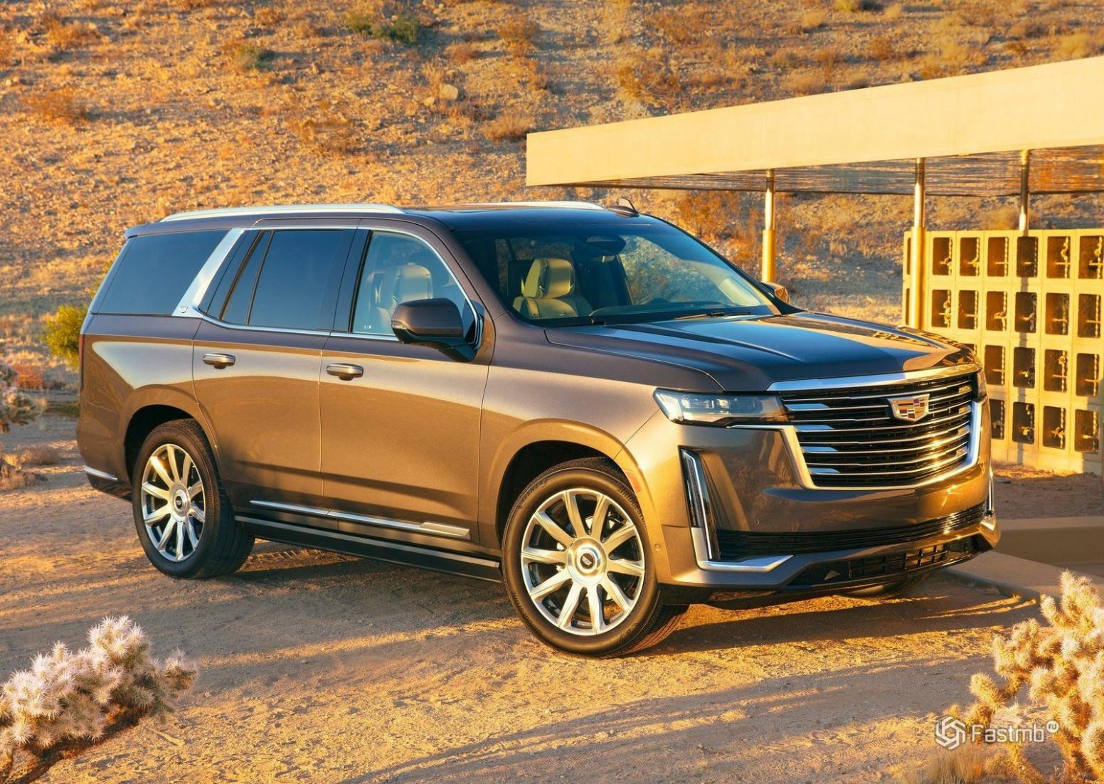 Research New 2022 Cadillac Escalade Video