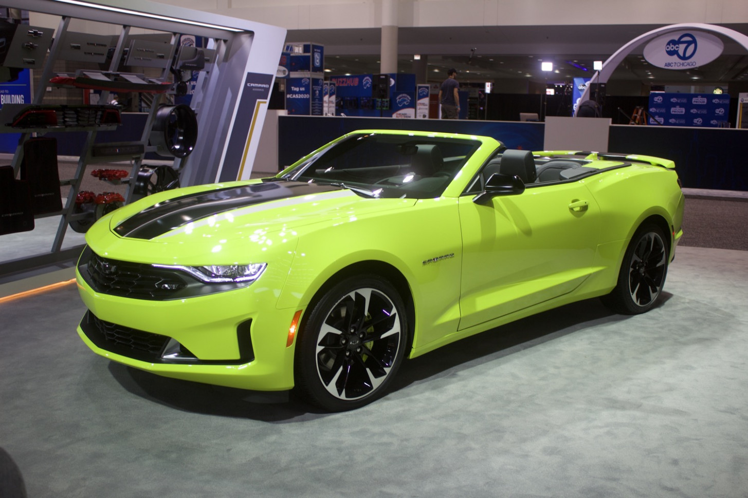 Review and Release date 2022 Camaro Ss