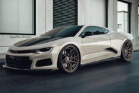 release date and concept 2022 chevrolet camaro z28