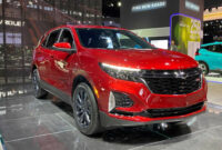 release date and concept 2022 chevrolet equinox