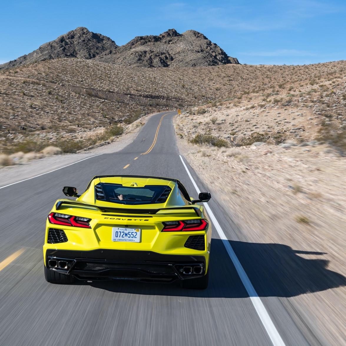 Concept and Review 2022 Chevy Corvette Zora Zr1