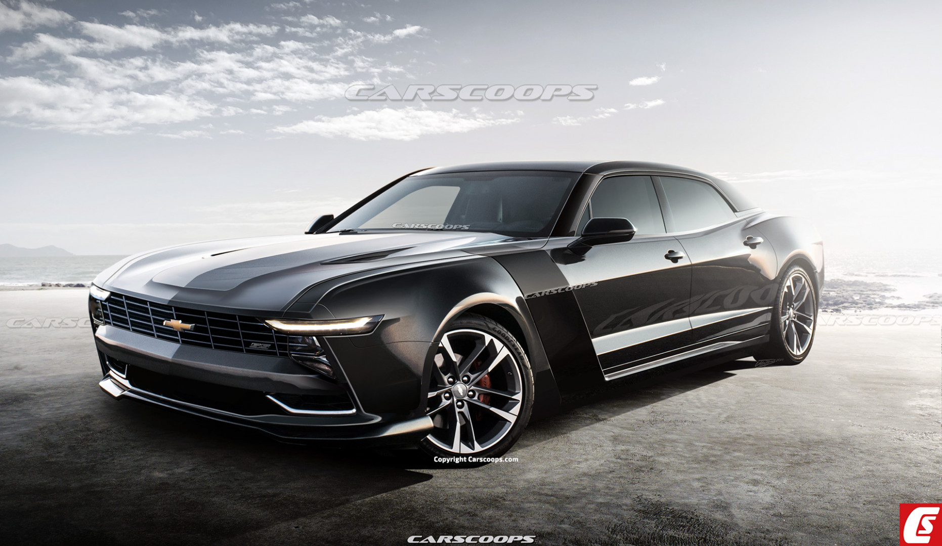 Speed Test 2022 Chevy Impala Ss Ltz Coupe