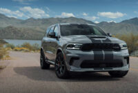 release date and concept 2022 dodge durango