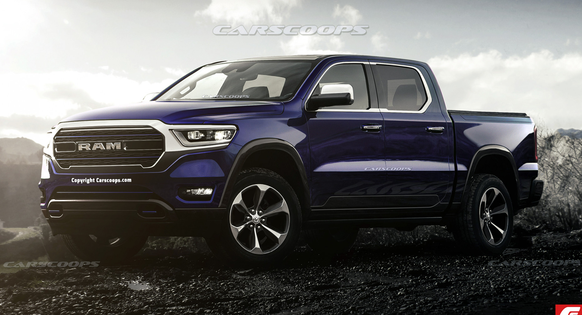 Performance and New Engine 2022 Dodge Pickups