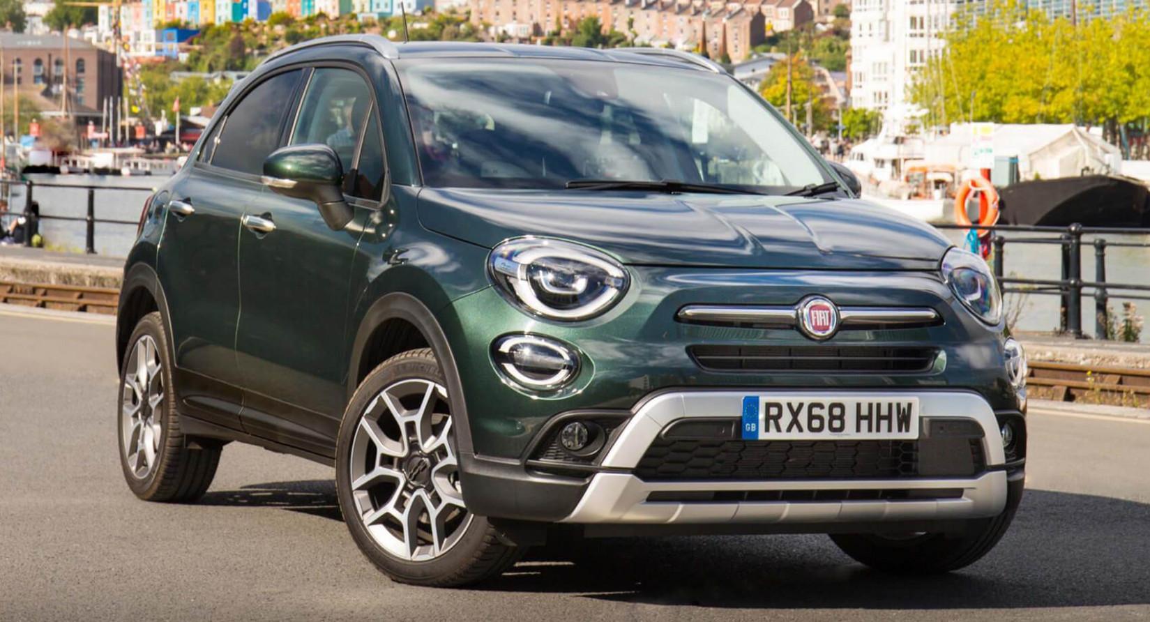 Reviews 2022 Fiat 500X