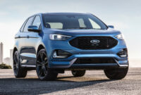 release date and concept 2022 ford edge new design