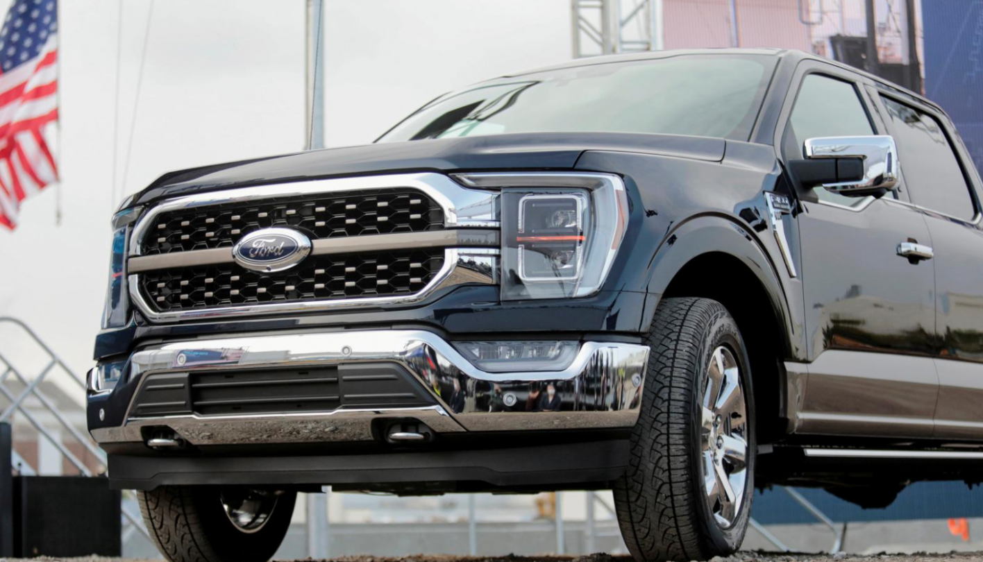 Redesign and Concept 2022 Ford F150