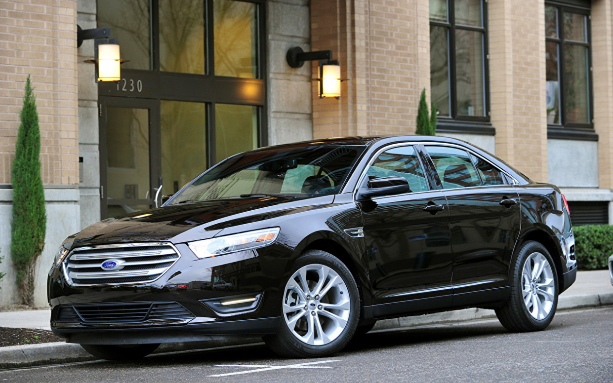 Redesign and Review 2022 Ford Taurus Sho