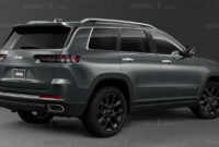 release date and concept 2022 grand cherokee