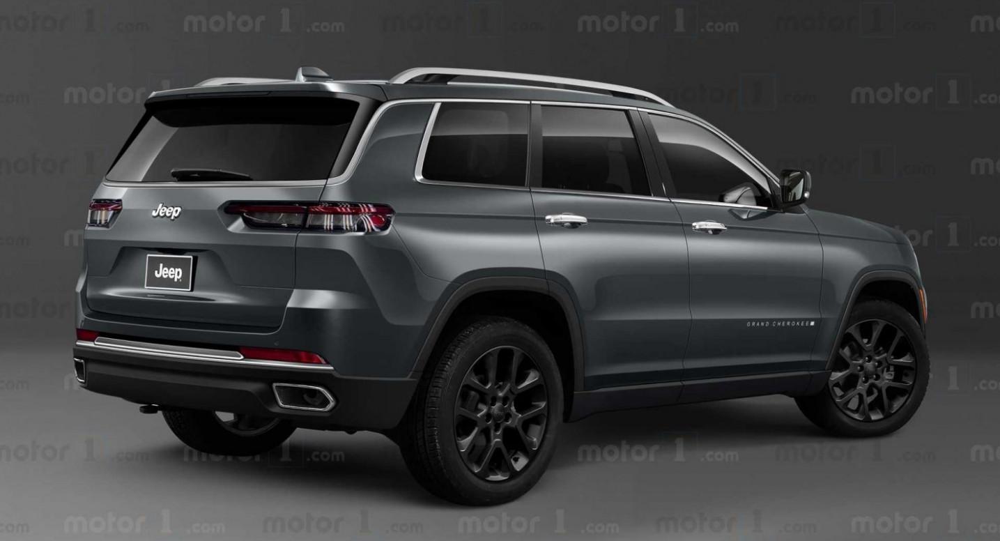 Style 2022 Grand Cherokee
