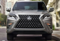 release date and concept 2022 lexus gx 460