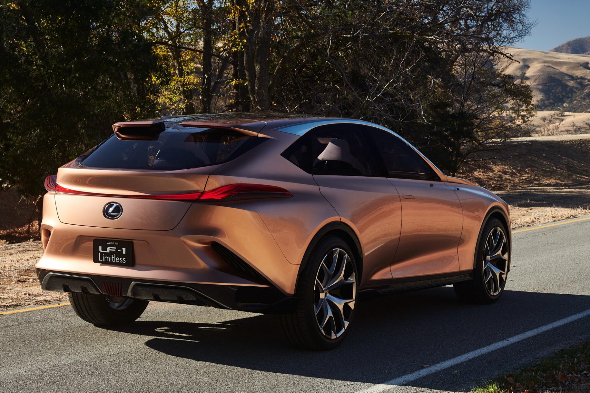 Configurations 2022 Lexus TX