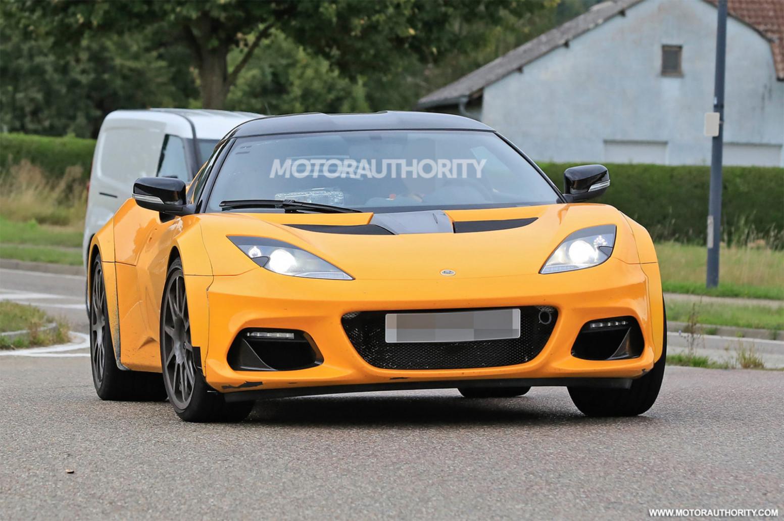 Performance and New Engine 2022 Lotus Evora
