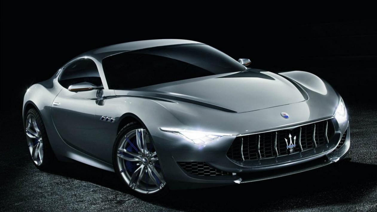 Redesign and Concept 2022 Maserati Alfieris