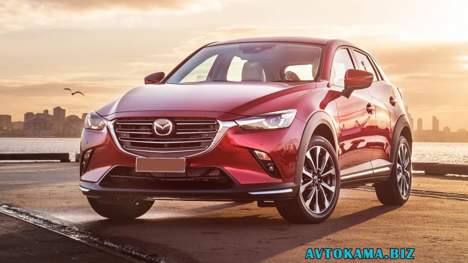 Research New 2022 Mazda CX-3